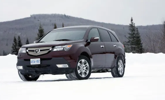 2007 Acura MDX Owners Manual