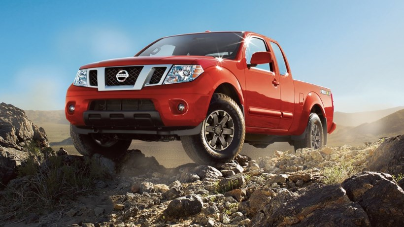 2017 Nissan Frontier Owners Manual