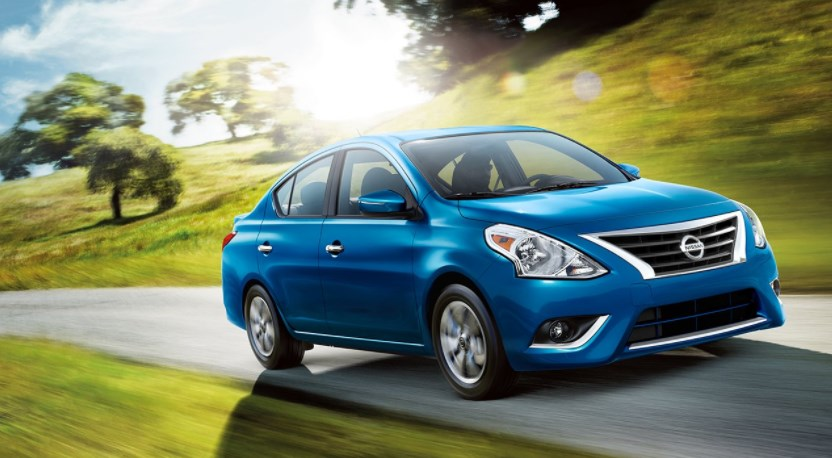 2017 Nissan Versa Owners Manual