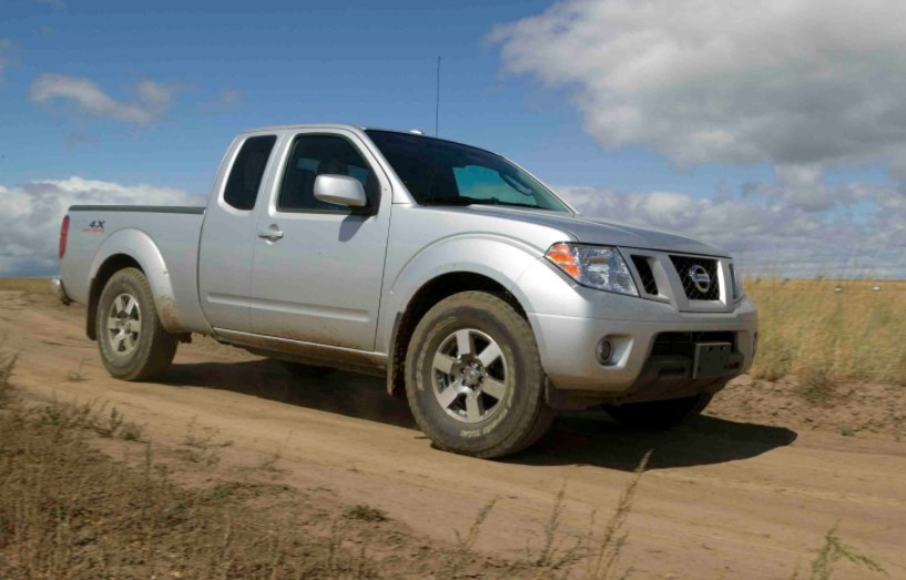 2011 Nissan Frontier Owners Manual