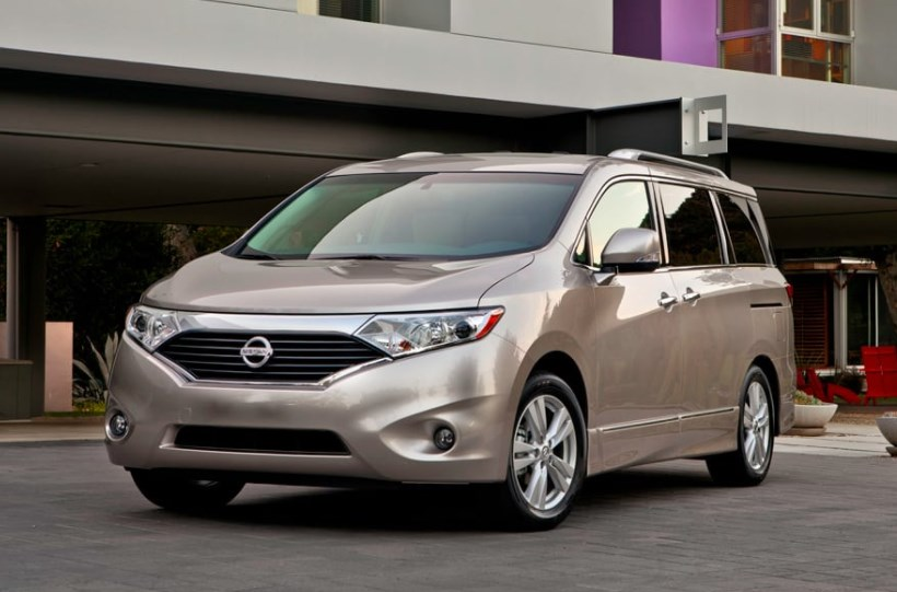 2011 Nissan Quest Owners Manual