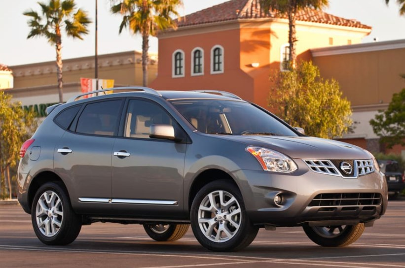 2011 Nissan Rogue Owners Manual
