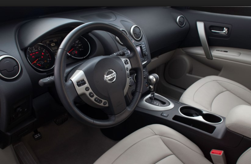 2011 Nissan Rogue Interior HD Wallpaper