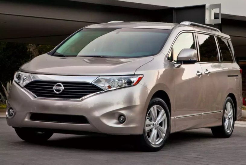 2012 Nissan Quest Owners Manual
