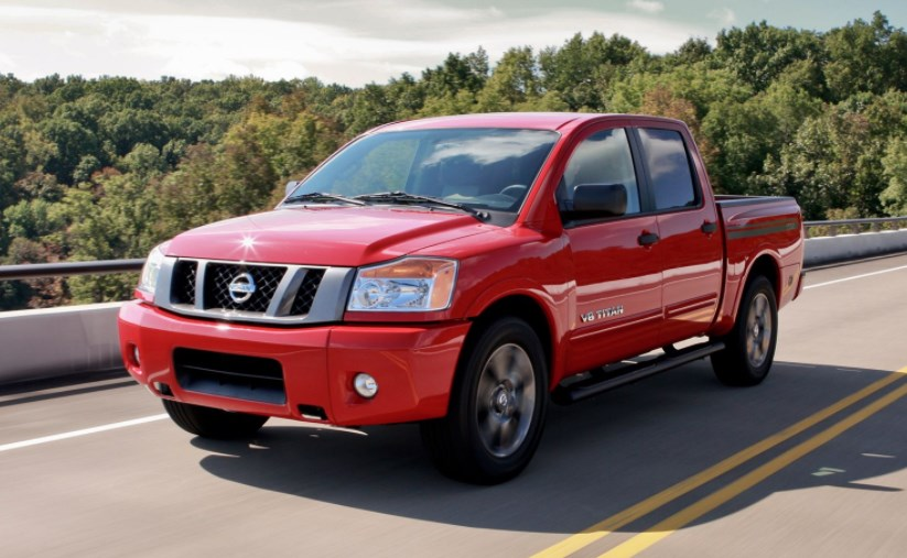 2012 Nissan Titan Owners Manual