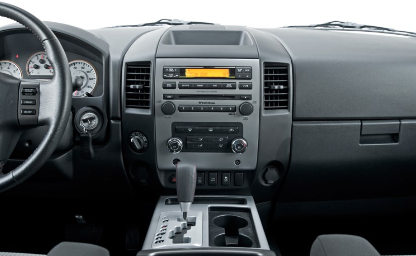2012 Nissan Titan Interior HD Wallpaper