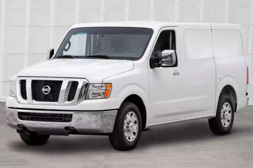 2013 Nissan NV Owners Manual