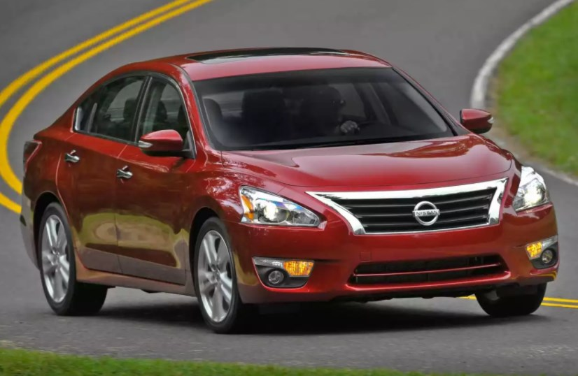 2014 Nissan Altima Owners Manual