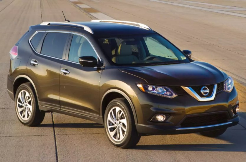 2014 Nissan Rogue Owners Manual