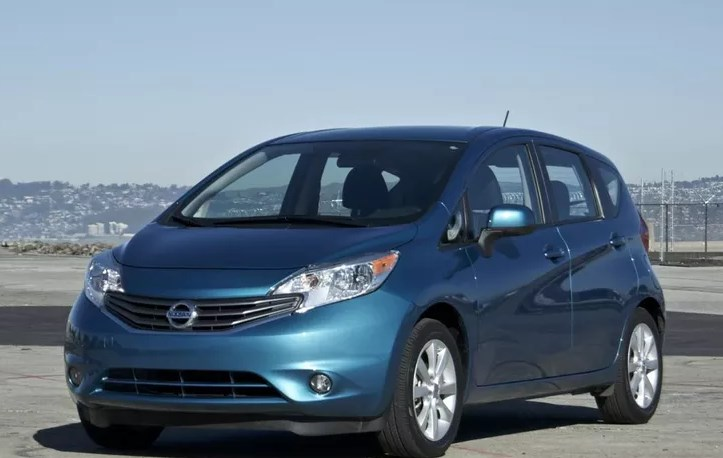 2014 Nissan Versa Note Owners Manual