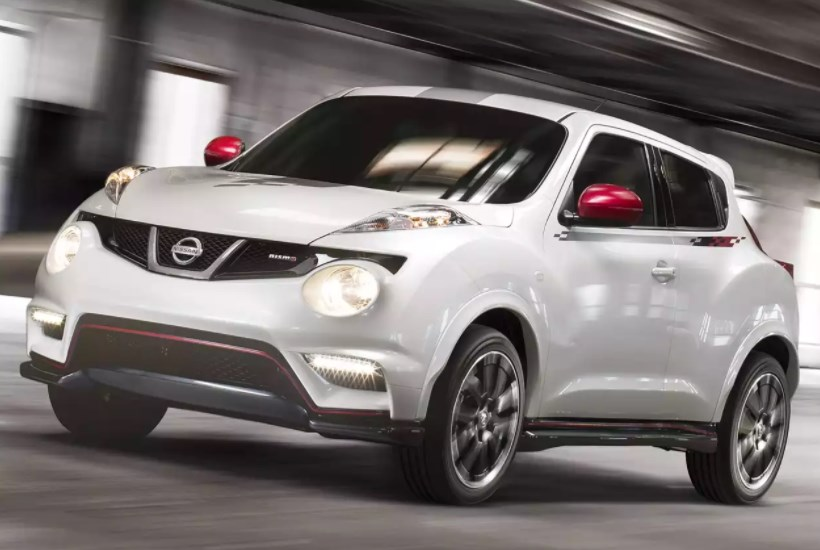 2015 Nissan Juke Owners Manual
