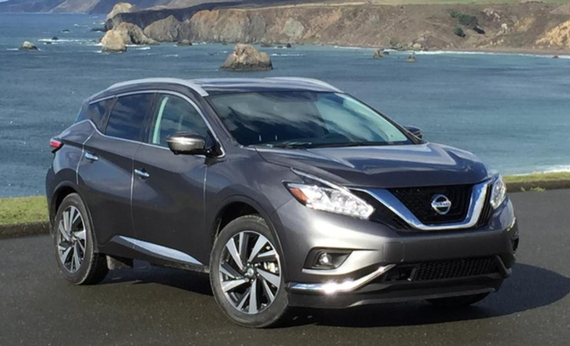 2015 Nissan Murano Owners Manual