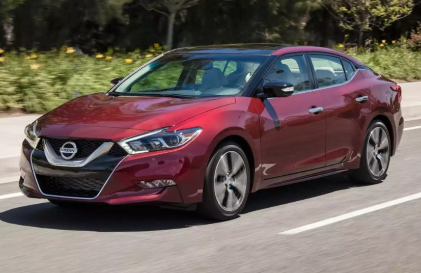 2016 Nissan Maxima Owners Manual