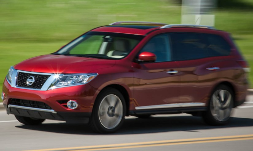 2016 Nissan Pathfinder Owners Manual