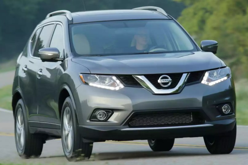 2016 Nissan Rogue Owners Manual