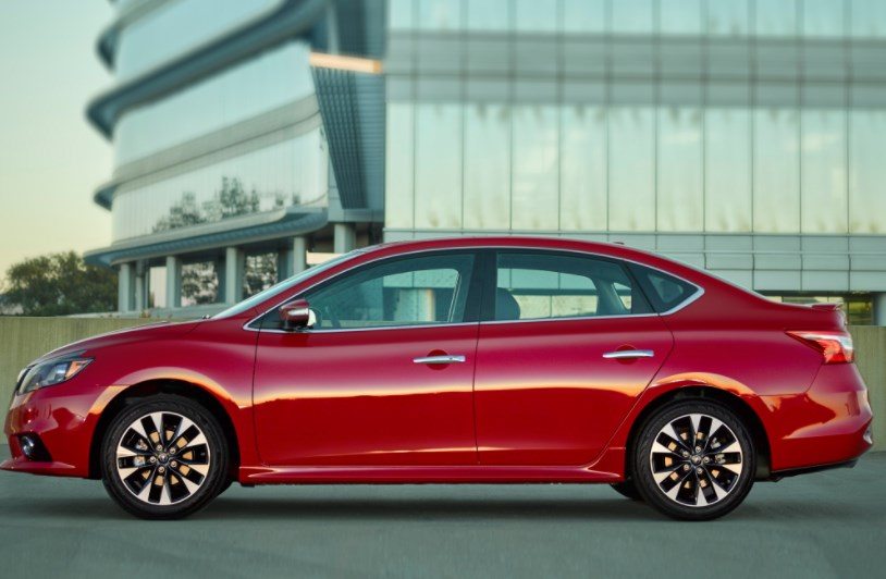 2016 Nissan Sentra Owners Manual