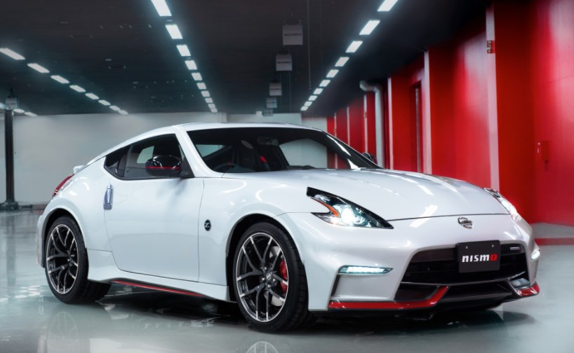 2017 Nissan 370Z Owners Manual