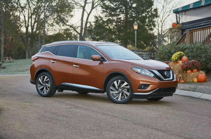2017 Nissan Murano Owners Manual