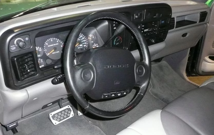1994 Dodge Ram Interior and Redesign