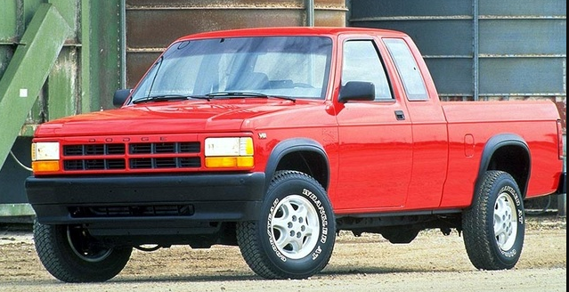 1995 Dodge Dakota Owners Manual