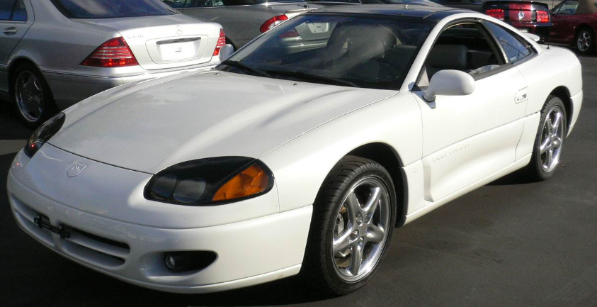 1995 Dodge Stealth Owners Manual