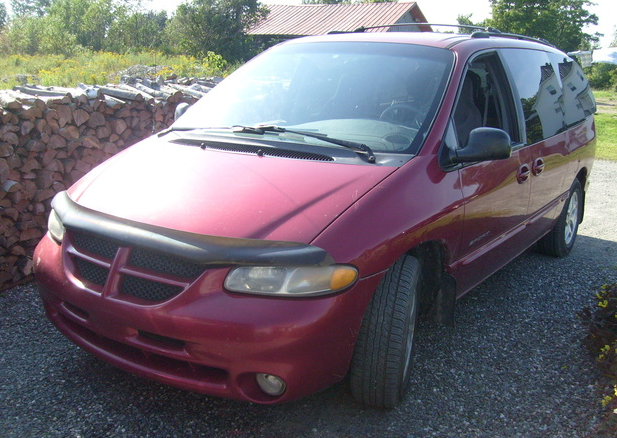 1999 Dodge Grand Caravan Owners Manual