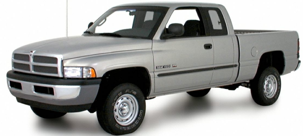 2000 Dodge Ram Owners Manual
