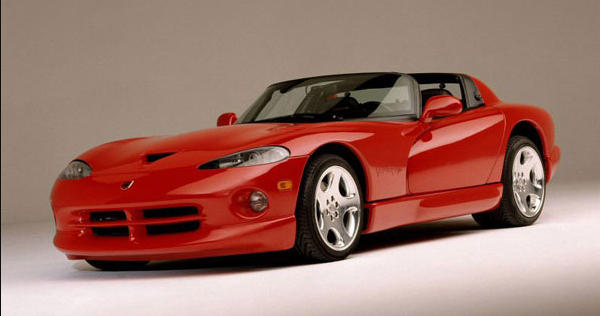 2000 Dodge Viper Owners Manual