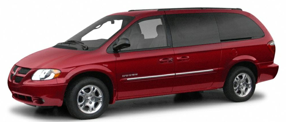 2001 Dodge Grand Caravan Owners Manual