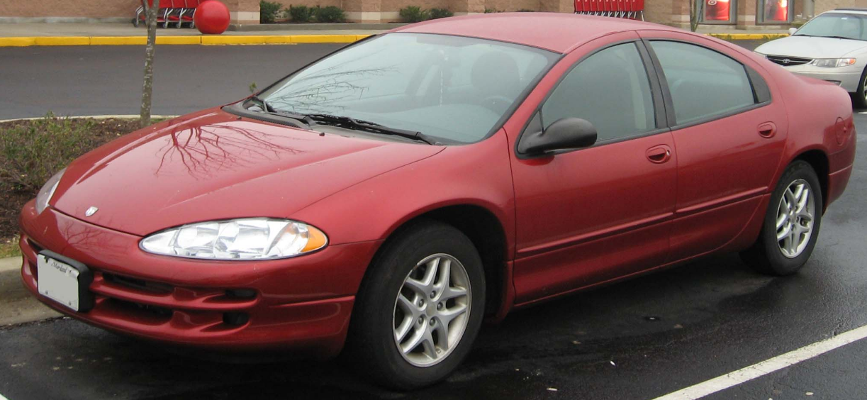 2001 Dodge Intrepid Owners Manual