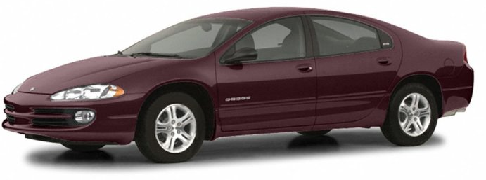 2003 Dodge Intrepid Owners Manual