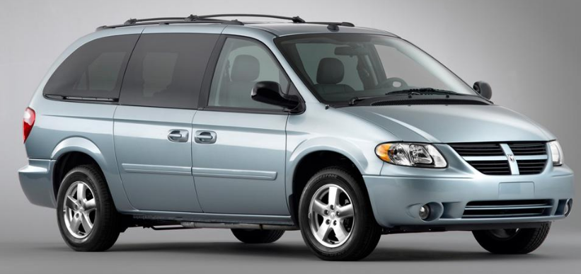 2004 Dodge Caravan/Grand Caravan Owners Manual