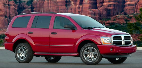 2004 Dodge Durango Owners Manual
