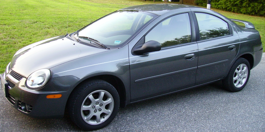 2004 Dodge Neon Owners Manual