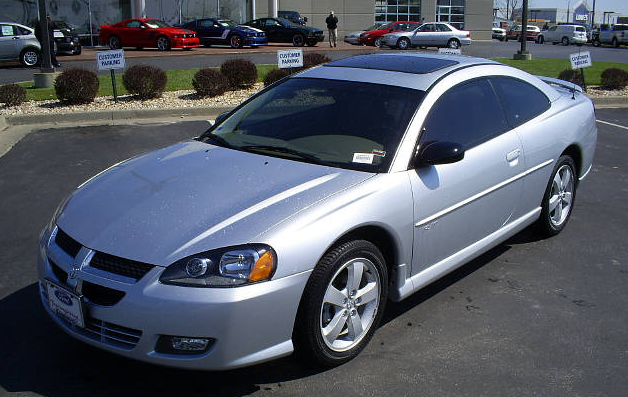 2004 Dodge Stratus Owners Manual