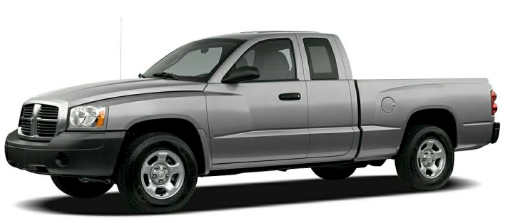 2005 Dodge Dakota Owners Manual
