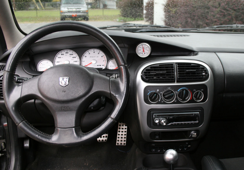 2005 Dodge Neon Interior and Redesign