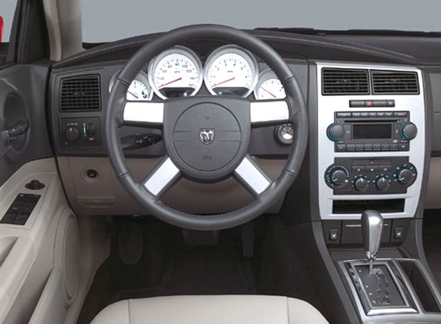 2006 Dodge Charger Interior and Redesign