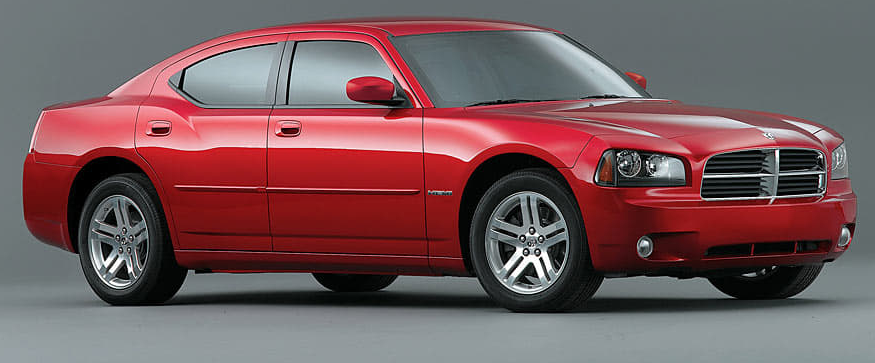 2006 Dodge Charger Owners Manual
