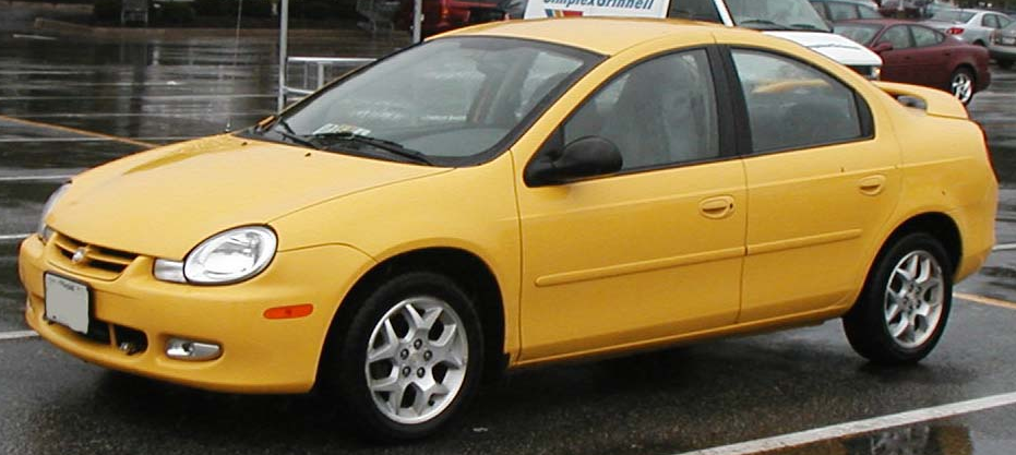 2006 Dodge Neon Owners Manual