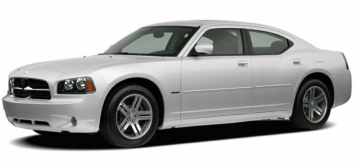 2007 Dodge Charger Owners Manual