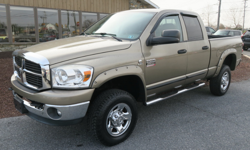 2007 Dodge Ram Owners Manual