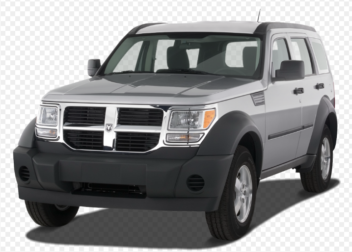 2008 Dodge Nitro Owners Manual