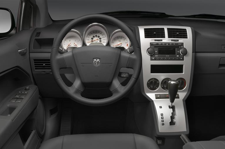 2009 Dodge Caliber Interior and Redesign