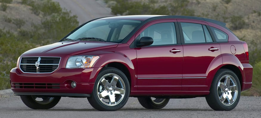 2009 Dodge Caliber Owners Manual and Concept