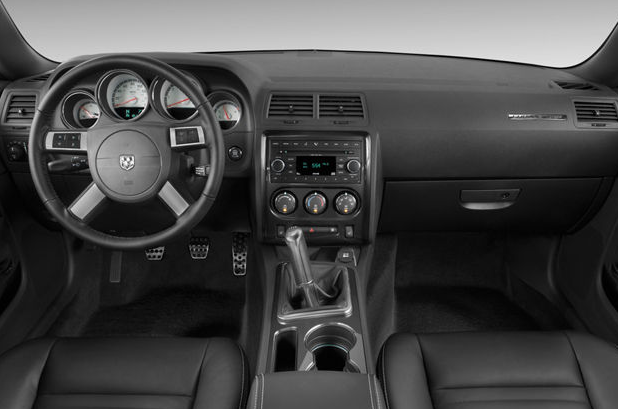 2009 Dodge Challenger Interior and Redesign