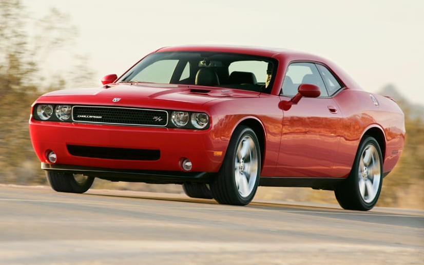2009 Dodge Challenger Owners Manual