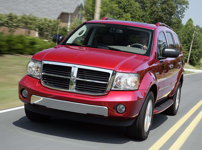 2009 Dodge Durango Hybrid Owners Manual