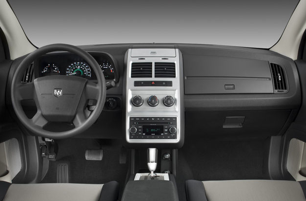 2009 Dodge Journey Interior and Redesign
