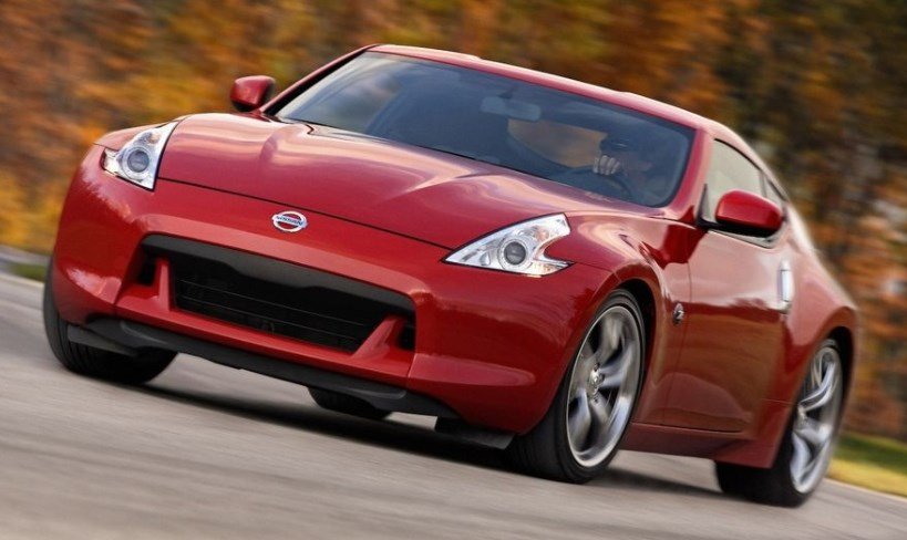 2009 Nissan 370Z Owners Manual